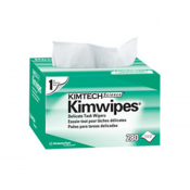 KIMTECH SCIENCE* KIMWIPES* Delicate Task Wipers (280s), 34155