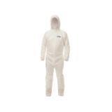 KLEENGUARD* A30 Breathable Splash & Particle Protection Apparel - Medium, 46112