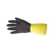 KLEENGUARD G80 Neoprene/ Latex Chemical Gloves, Extra Large, 97288
