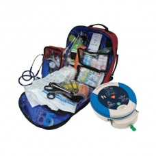 AED Defib & Trauma Kit PM-350-HSS