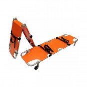 Emergency Stretcher (w/wheel & 2 Straps) PM-1A1-SF