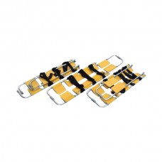 Aluminium Folding Scoop Stretcher (w/3 Straps) PM-4B1-FSS