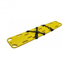 Spine Board (w/3 Straps) (for Adult & Child) PM-7B1-SB