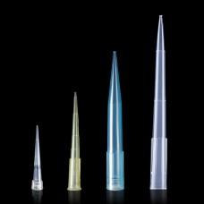 Pipet Tips 1000μL, Blue , RNase & DNase Free, Sterile, 100 Tips/Rack