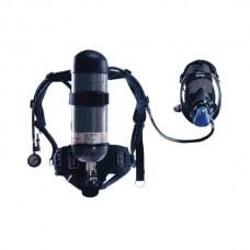 Fireman Self-Contained Breathing Apparatus