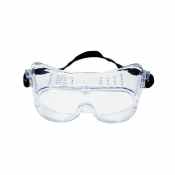 3M™ 332 Impact Safety Goggles Anti-Fog 40651-00000-10, Clear Anti Fog Lens