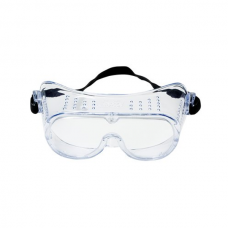 3M™ 332 Impact Safety Goggles Anti-Fog 40651-00000-10, Clear Anti Fog Lens