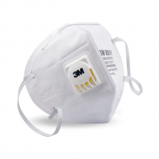 3M™ 9010 Particulate Respirator, N95 With Valve