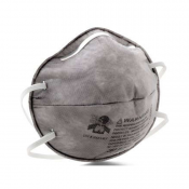 3M™ Particulate Respirator 8247, R95, with Nuisance Level Organic Vapor Relief