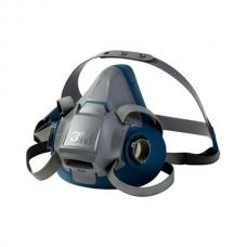 3M™ Rugged Comfort Half Facepiece Reusable Respirator 6501/49487, Small