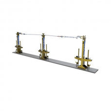 3M™ DBI-SALA® SecuraSpan™ Loop Rebar Horizontal Lifeline System 7400360