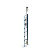 3M™ DBI-SALA® Lad-Saf™ Telescoping Extension Fixed Ladder System 6147010